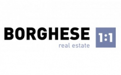Borghese Real Estate Logo