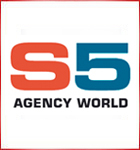 S5 Agency World Logo